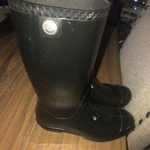 Ugh waterproof rain boots
